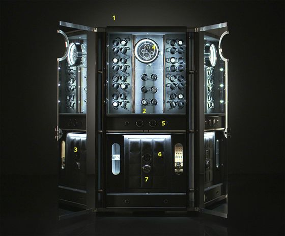 For the Ultra-Rich, Peace of Mind Is a $263,800 Safe