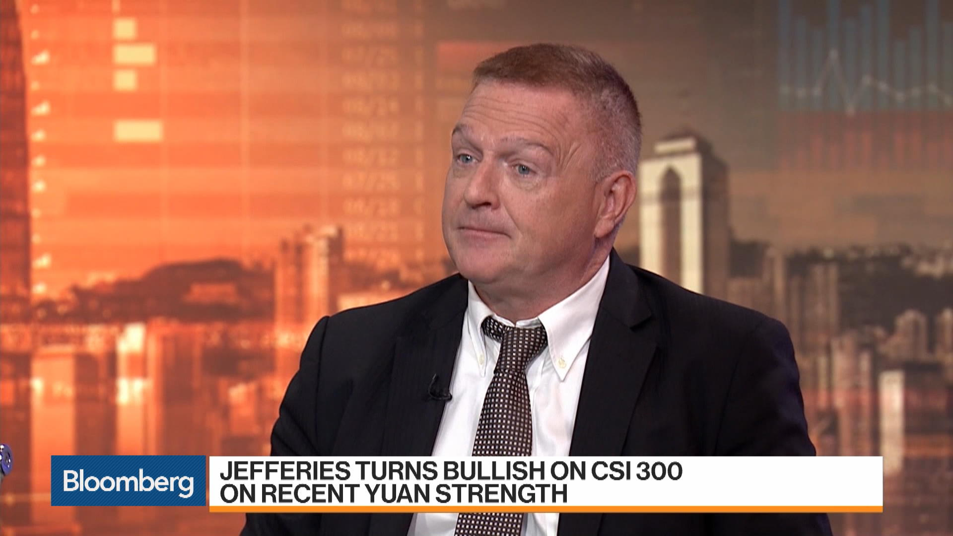 Sean Darby, Strategist at Jefferies, on Chinese Stocks