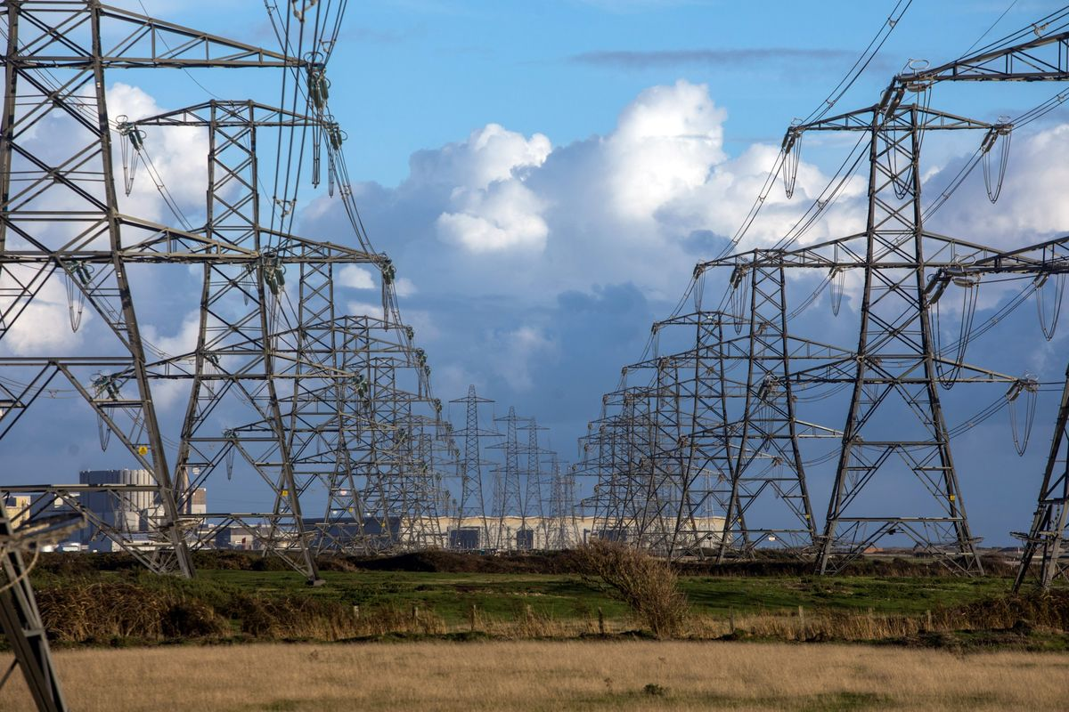 U.K. Energy Firms Seek Bailout as Government Talks Run On