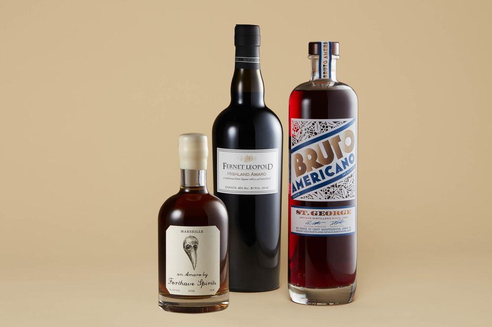 Upgrade Your Home Bar With An American Made Amaro Bloomberg
