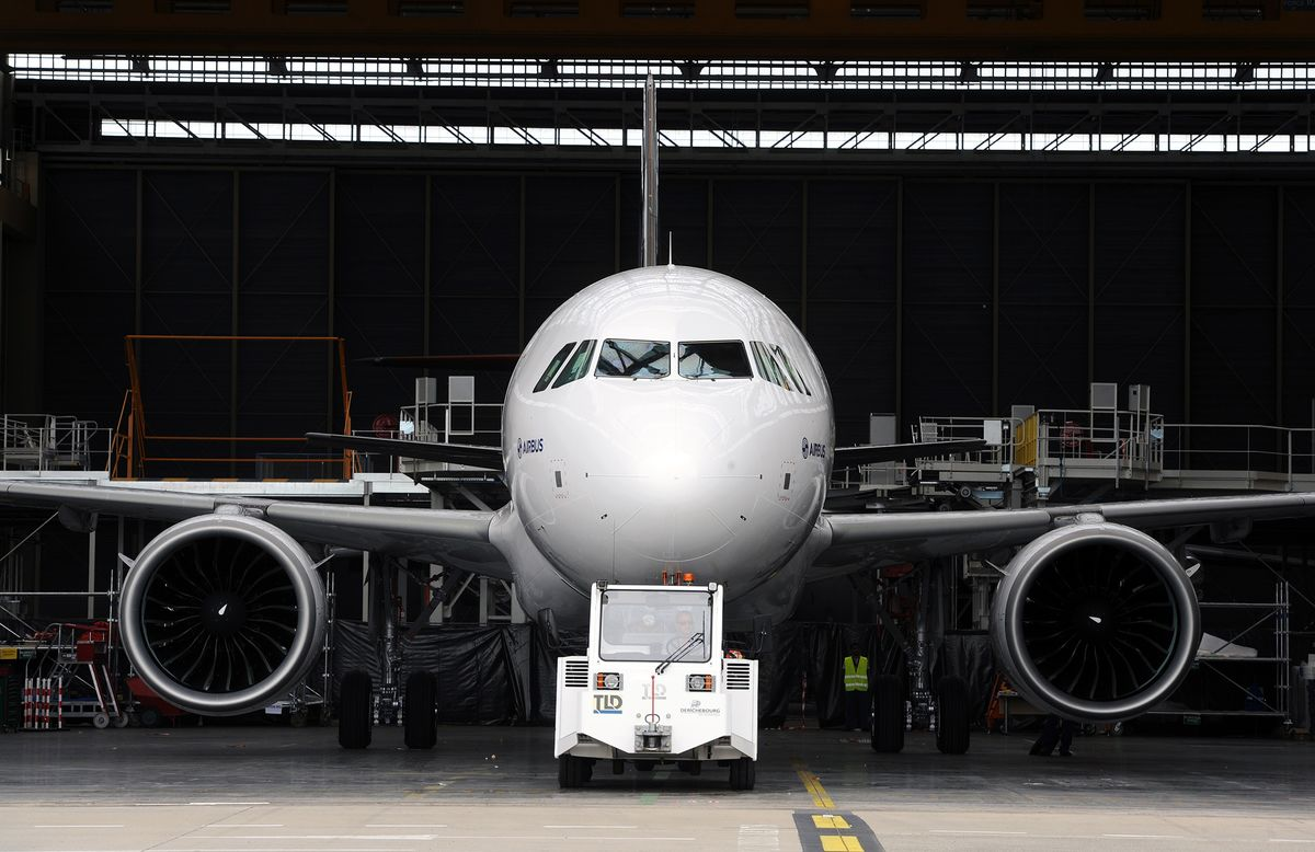 With the 737 Max Grounded, Airbus Can't Build Planes Fast Enough