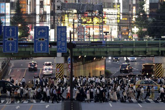 Tokyo Virus Numbers Fuel Concern of Spread Beyond Nightclubs