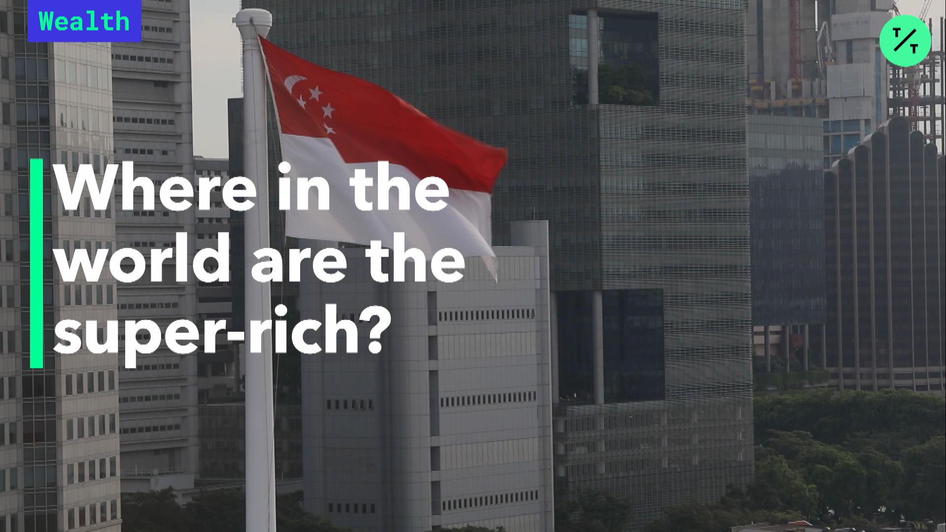 Where The World's Super-Rich Live