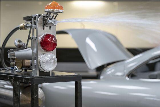 Aston Martin Reveals the Spy Gadgets in Its $3.5 Million Bond Tribute