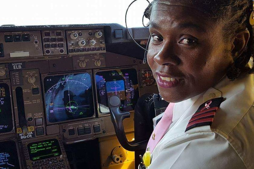 relates to Where Are All the Black Women in the Flight Deck?