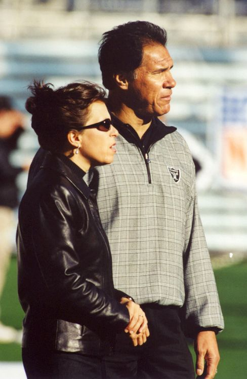 Oakland Raiders CEO Amy Trask