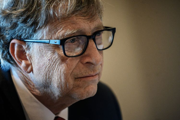 relates to Bill Gates on Misinformation, Bitcoin, Pandemic