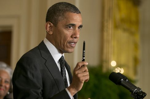 Obama Urges Tax Increases on Top Earners in Fiscal Talks