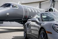 relates to For High-Flying Billionaires, Embraer Has a Jet to Match Your Porsche