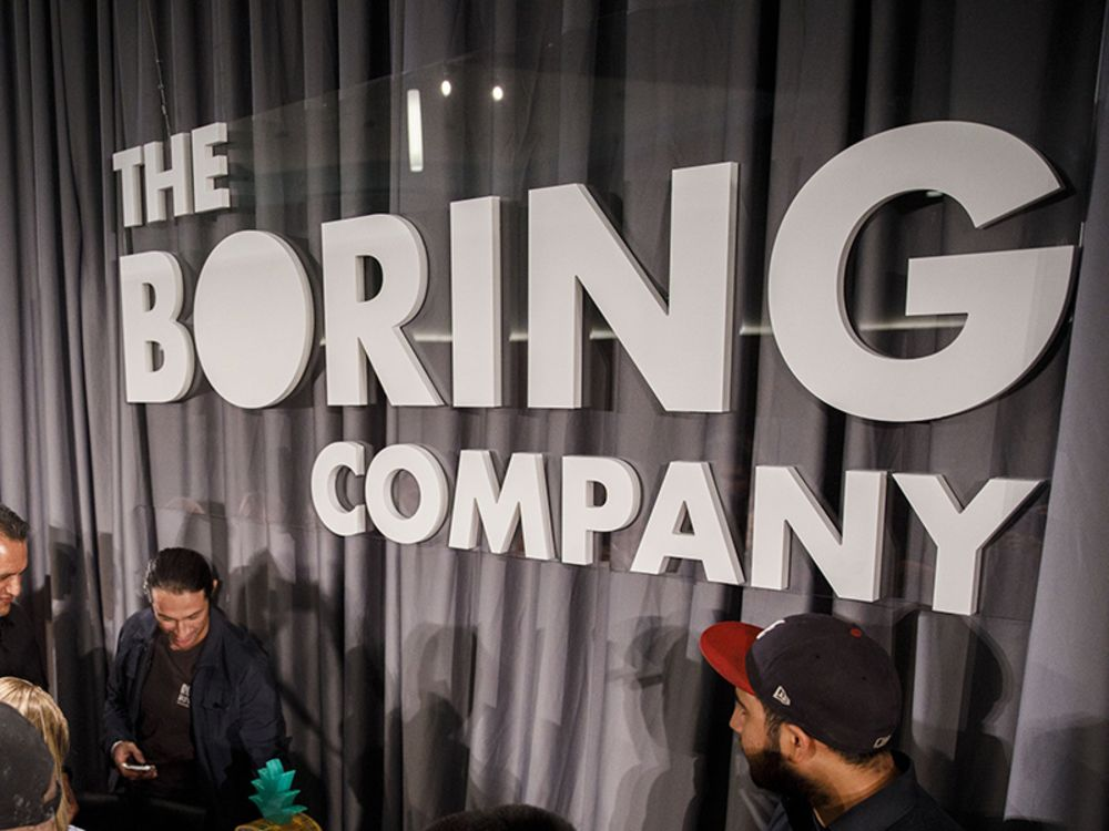 Elon Musk's Boring Co. Is Coming to Las Vegas