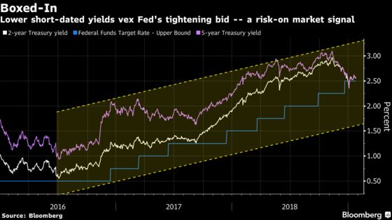 A $1 Trillion Fund Gorging on Risk Says Fed at 'Market's Mercy'