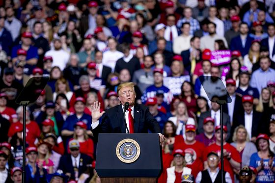 Trump Playing Defense in Rust Belt as He Opens Re-Election Bid