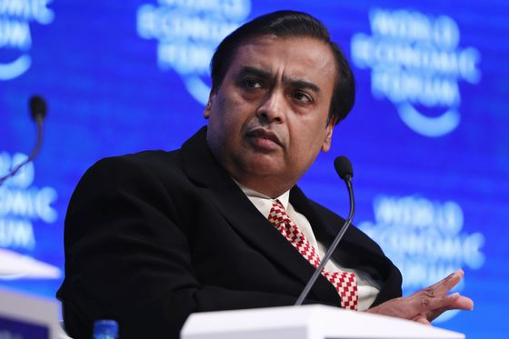 Mukesh Ambani Warns of 'Data Colonization' in Amazon's Hottest Market