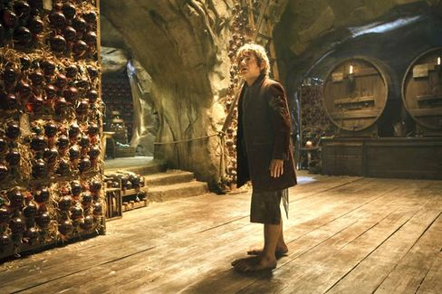 The Latest Hobbit May Come Up Light on Loot