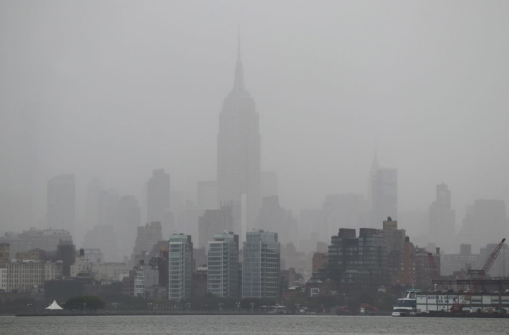 A Summer of Storms and Smog Is Coming