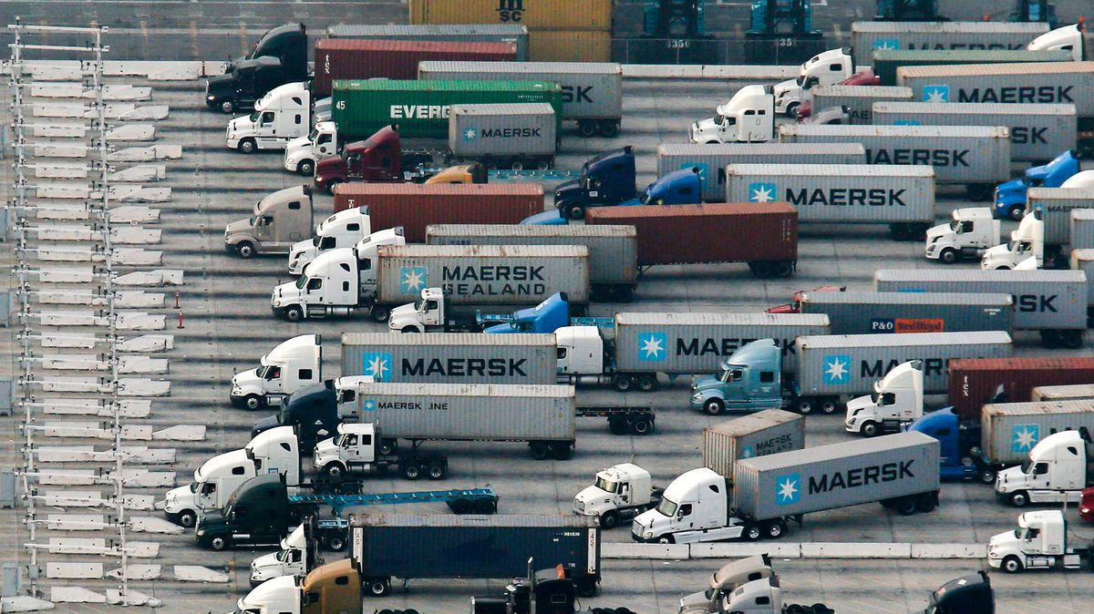 How the U.S. Trucking Industry Is Keeping Up With the Economy