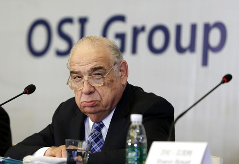 OSI Group CEO Sheldon Lavin