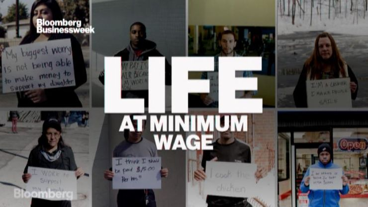 the life struggle encountered on minimum wage Wage history since the federal minimum wage became law in 1938, it has steadily increased by 1972, the federal minimum wage had risen to $160 an hour, and by 1992 it had grown to $425.