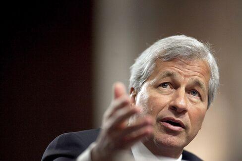 Dimon Says JPMorgan Executives 'Acted Like Children' on Loss