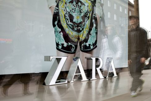 Inditex First-Quarter Profit Rises 30% on Asian Store Openings