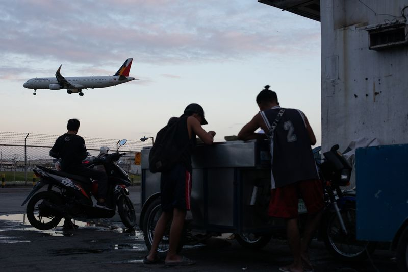 Virus Travel Ban Keeps Thousands Of Philippines' Migrant Workers From Jobs