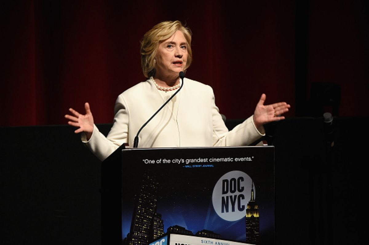 Clinton's Weaknesses Are Camouflaged by Republican Disarray