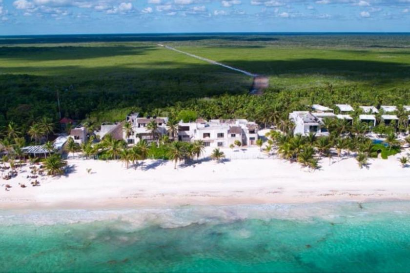 relates to Pablo Escobar's Tulum Spread Gets New Life as $100 Million Hotel