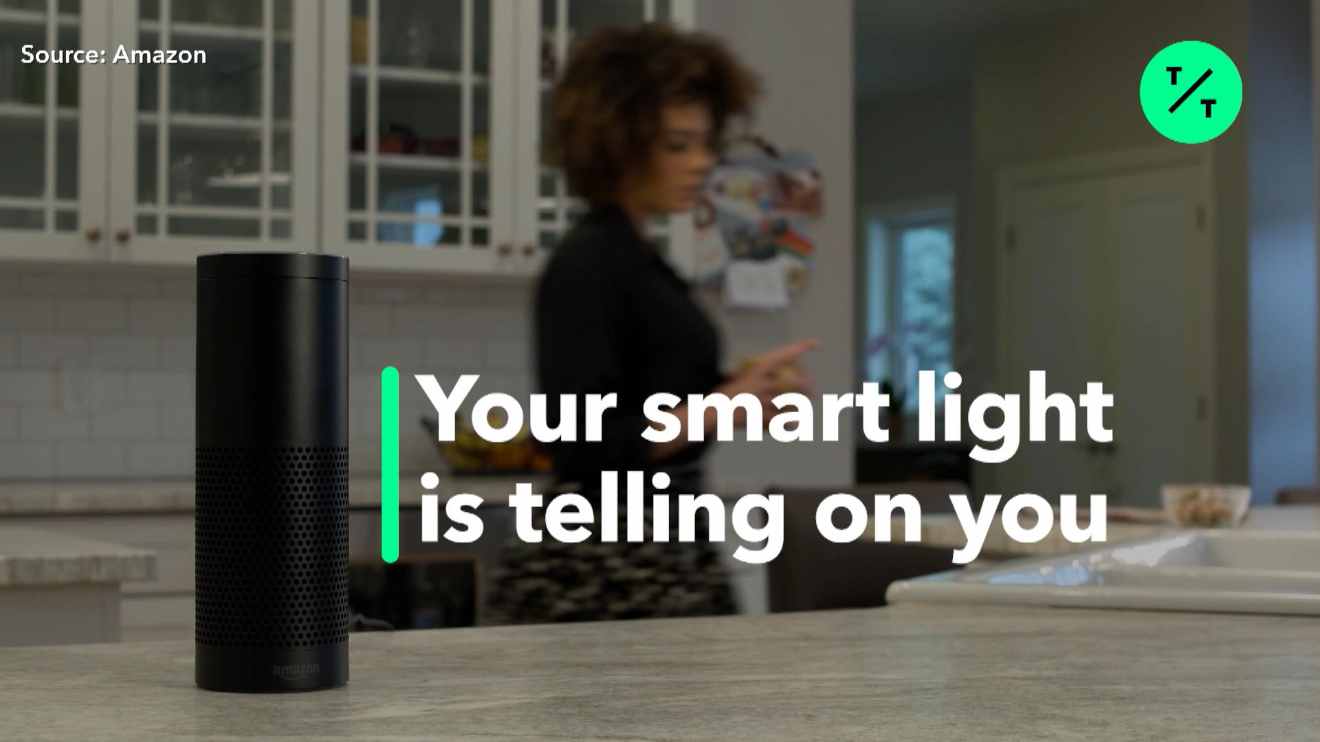 Your Smart Light Can Tell Amazon and Google When You Go to