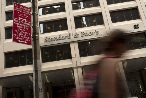 S&P Seen Yielding to Tea Party at Taxpayer Expense