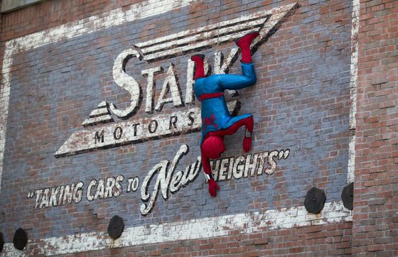 Disney Opens Marvel-Themed Avengers Campus in California