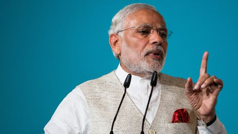India Prime Minister Narendra Modi Delivers The ISEAS Singapore Lecture
