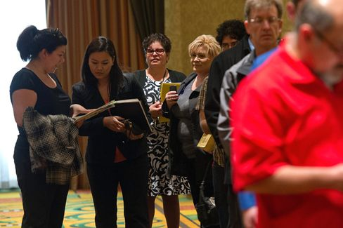 Good U.S. Jobs Report Comes With an Asterisk