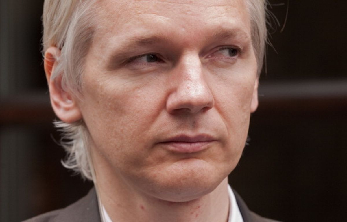 The Unraveling of Julian Assange