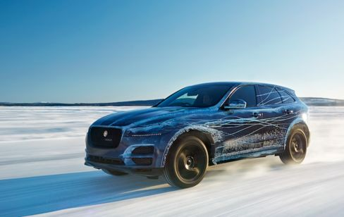 Many predict Jaguar's SUV will quickly become its top-selling model.