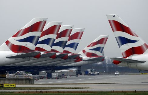 British Airways Places $6 Billion Order for 18 Airbus A350 Jets