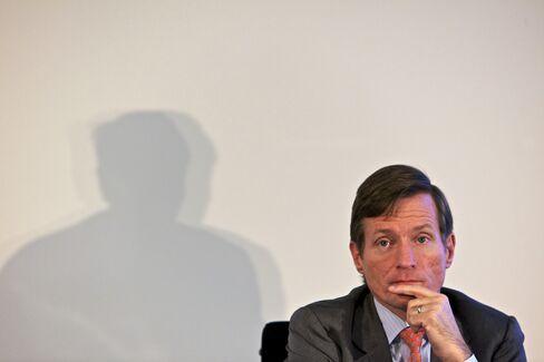 Credit Suisse CEO Brady Dougan
