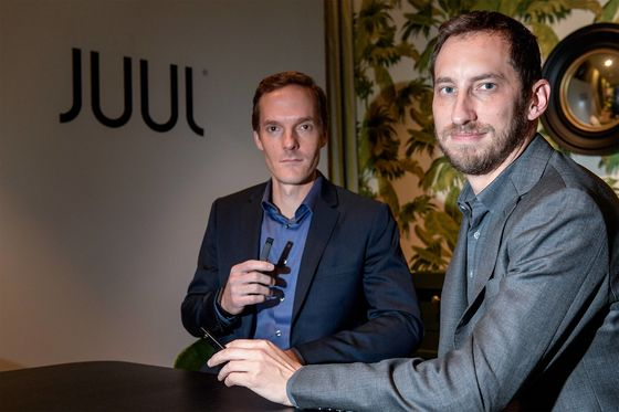 Juul Founders Sued for Self-Dealing Over Altria's $12.8 Billion