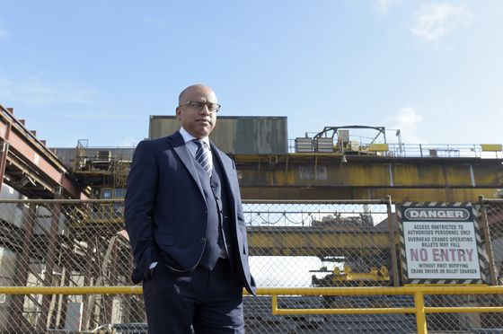 Gupta Touted Bold Plans as Steel's 'Savior'. He Didn't Deliver