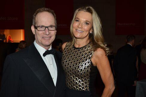 Glenn and Eva Dubin, namesakes of the Dubin Breast Center at Mount Sinai