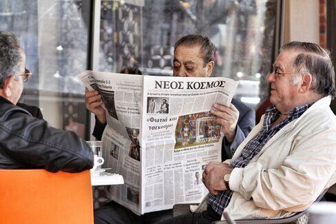 Crisis Stirs Motherland Ties as Greek Australians Deploy Wealth