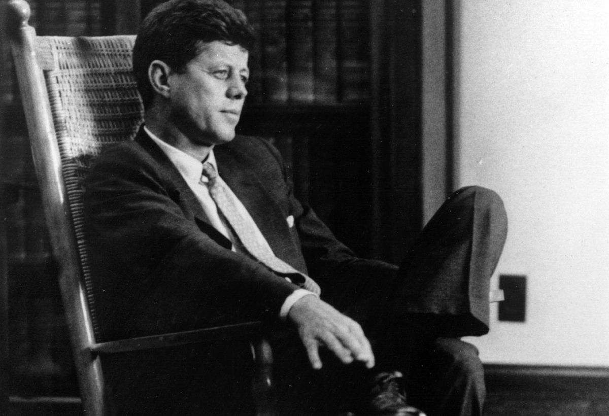 the political career of john fitzgerald kennedy before his assassination John fitzgerald kennedy early political career after world war ii, john thought about being a texas — one day before the assassination of john f kennedy.