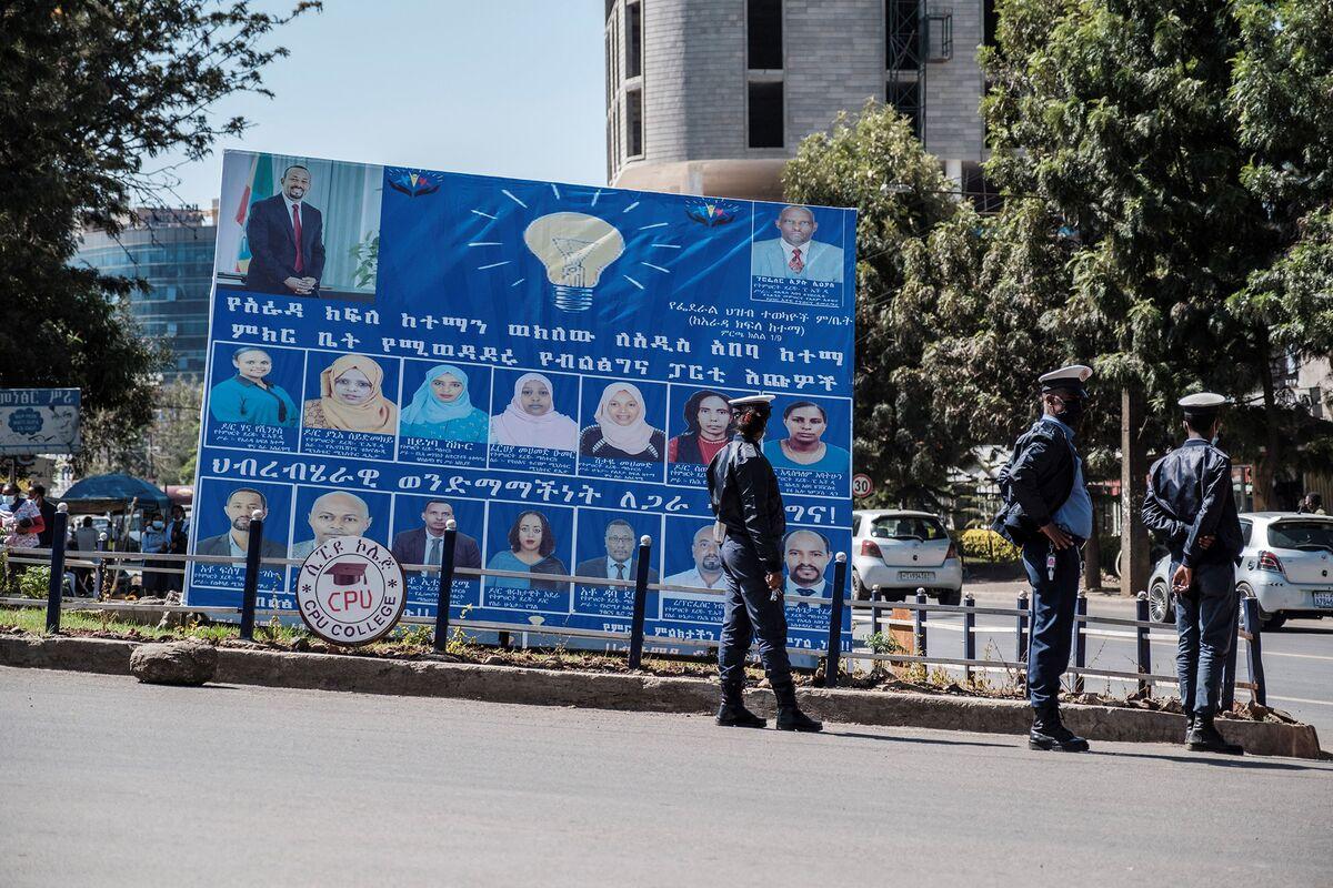 <p>Ethiopia Under Pressure of Election Deadline, Mulls Postponement thumbnail