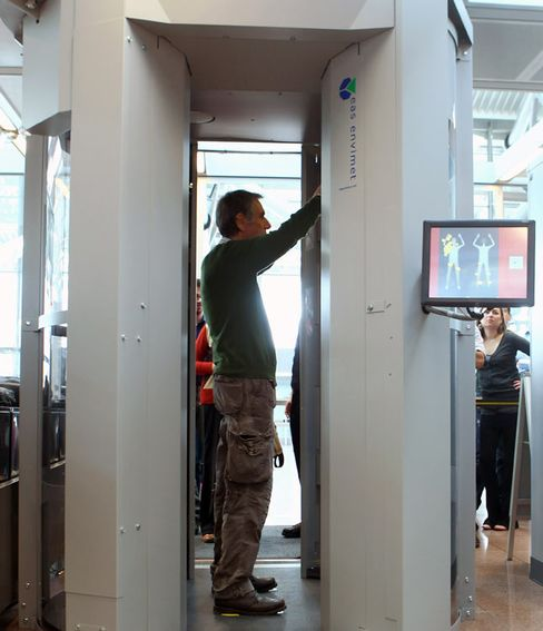 Airports' Limited Body-Scanner Use May Curb Travel Disruptio