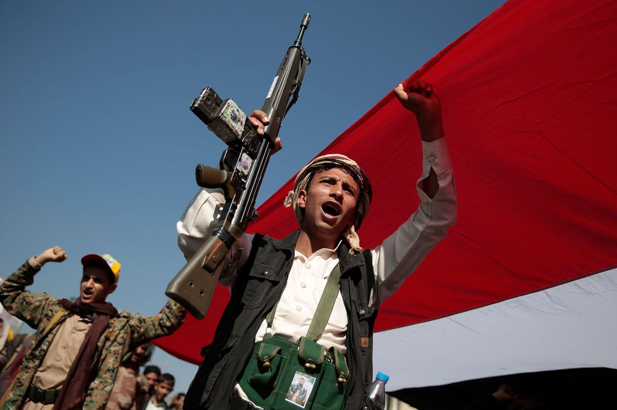 Yemeni Houthis Say They Fired Missile at Abu Dhabi Nuclear Plant