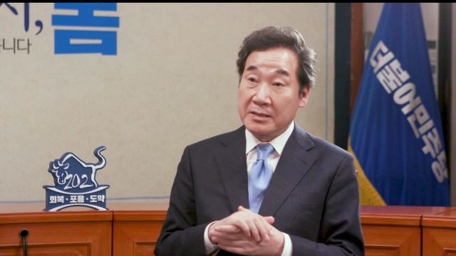 South Korea President Hopeful Prods Biden Over North Korea