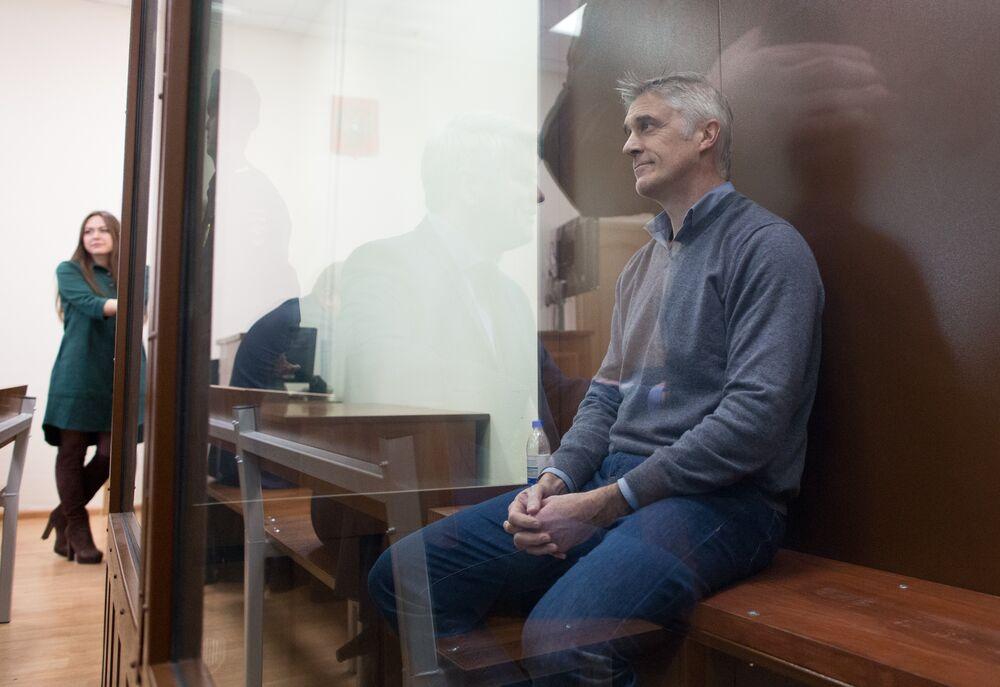 Investors Wonder Who Is Safe in Russia After Fund Manager Arrest