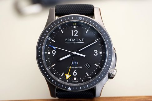 This is what happens when Boeing's involved in making a travel watch.