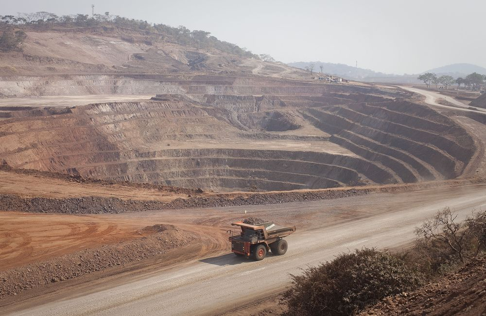 Glencore Faces Off Against Labor Group on Congo Mine