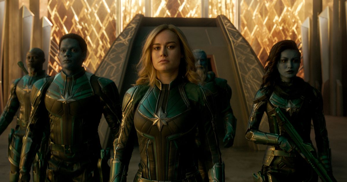 Trolls Targeted 'Captain Marvel,' But Disney Was Ready for Them