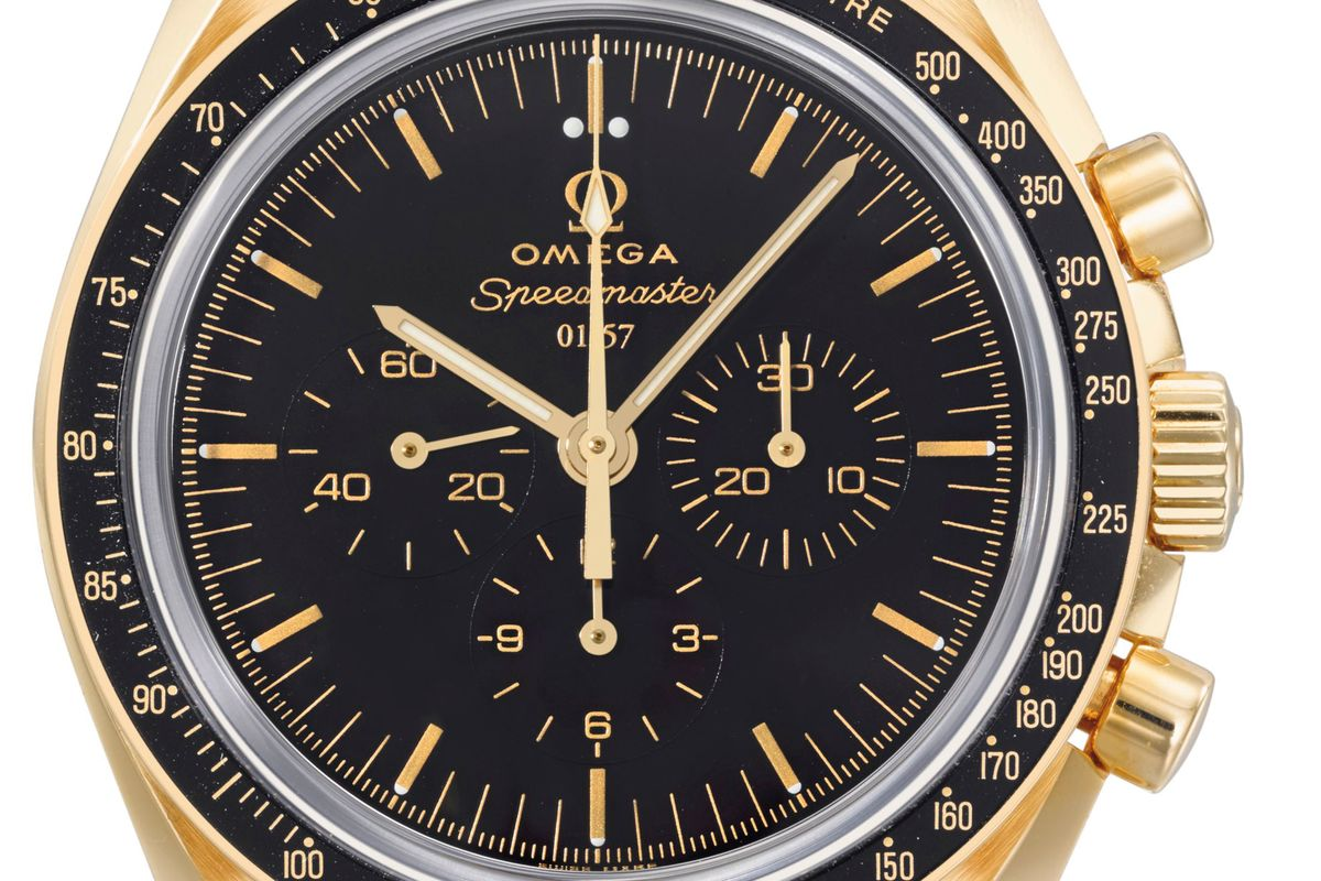 The History of the Omega Speedmaster, on Sale at Christie's New York